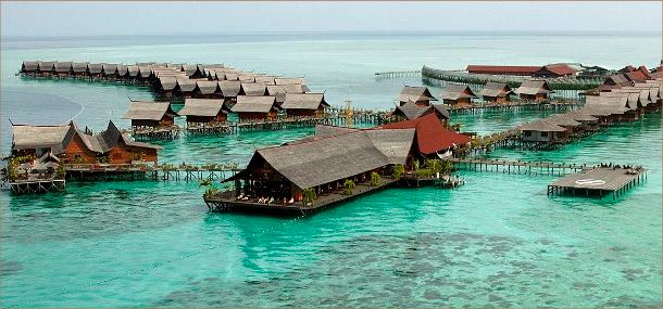 Kapalai luxury resort - Kapalai dive resort ...