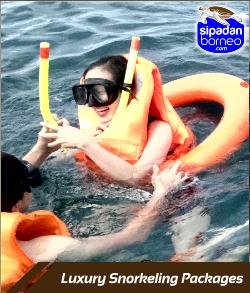 sipadanborneo luxury-snorkeling